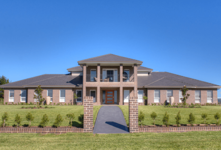 Grand Double Storey Home on Acreage