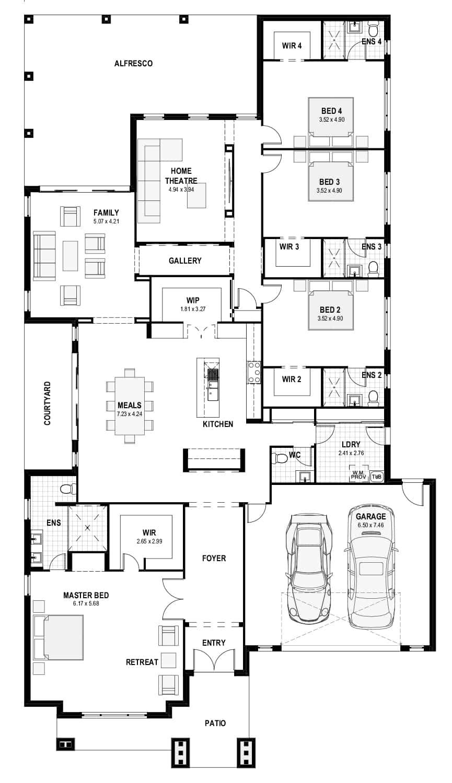 Camelot Home Design Fairmont Homes
